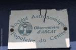 18 Arçay Détail observatoire