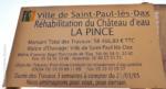 40 Saint-Paul-lès-Dax  D524 La Pince détail