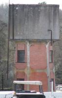41 Les Montils chateau d'eau de l'ancienne usine électrique