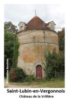 41 Saint-Lubin-en-Vergonnois Chateau de la Vrillière