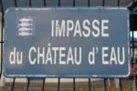 44 La Turballe Impasse du Château d'eau.Détail (1)