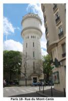 75 Paris 18 rue du Mont-Cenis