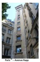 75 Paris 20 Avenue Rapp