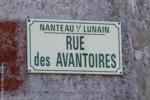 77 Nanteau-sur-Lunain rue des Avantoiresj